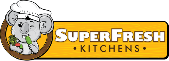 Super Fresh Kitchens Logo